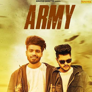 Army Song lyrics : Sumit Goswami | Gangwar 2 - Gulzaar