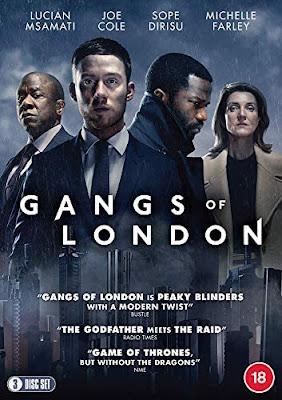 مسلسل (Gangs of London (2020 فيلم أكشن مسلسل أجنبي مترجم مصري تركي أفلام
