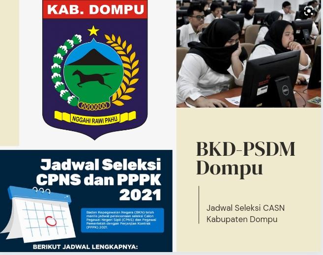 Save Date, Jadwal Pelaksanaan SKD CASN Lingkup Pemkab Dompu Tahun 2021