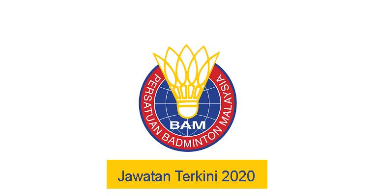 Kekosongan terkini di Badminton Association of Malaysia (BAM)