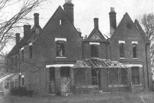 Το σπίτι με τα φαντάσματα. Borley Rectory, Essex.