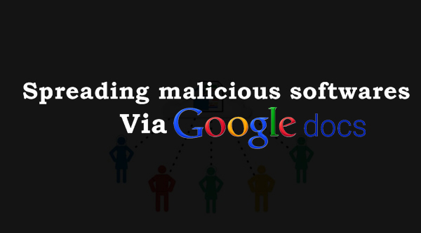 Spreading malicious softwares via google document viewer