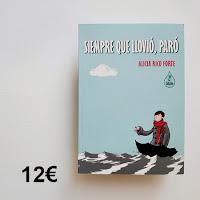 """Libro """"Siempre que llovió, paró"""""""