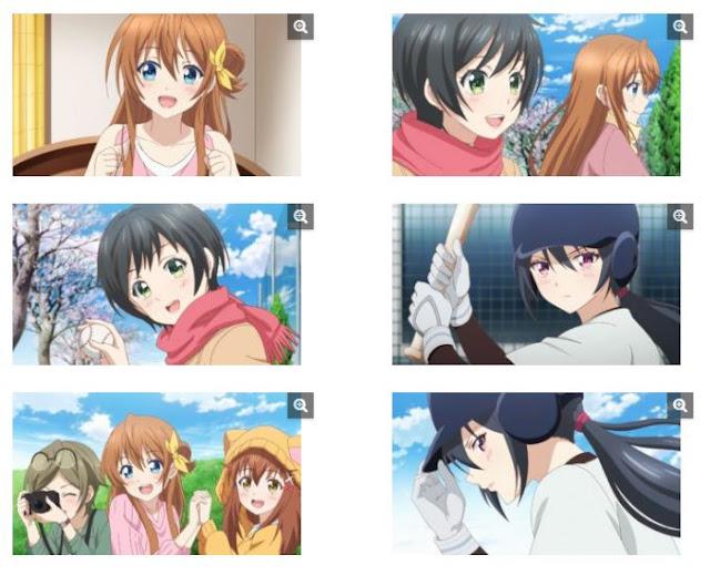 Hachigatsu no Cinderella Nine Episode 4: Bahkan Jika Kamu Berdiri di Forked Road