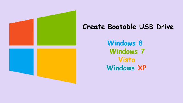Create Bootable USB Drive Without Any Software [Win 7, 8, 8.1, and 10]