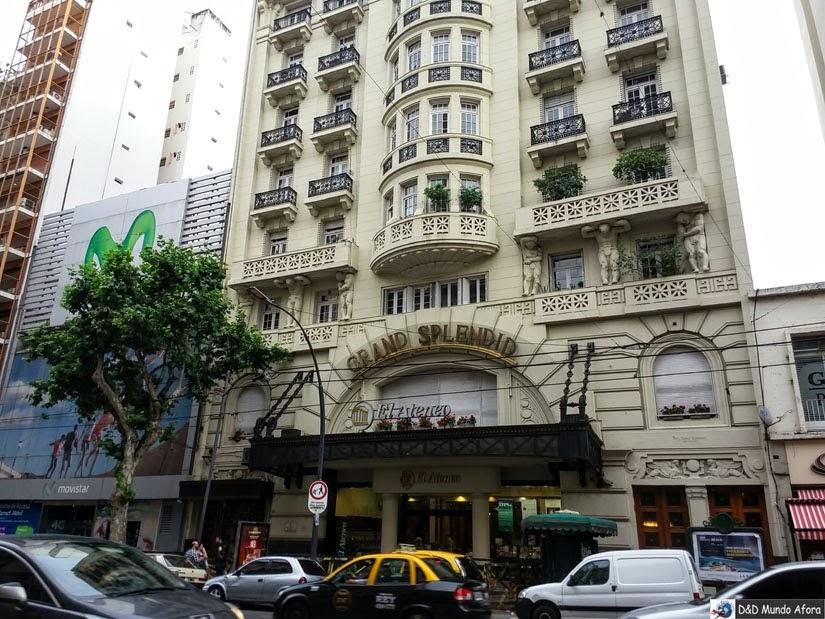 O que fazer em Buenos Aires (argentina) - livraria El Ateneo