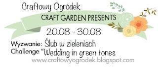 http://craftowyogrodek.blogspot.ie/2016/08/wyzwanie-slub-w-odcieniach-zieleni.html