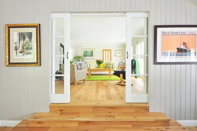 Painting Interior Door