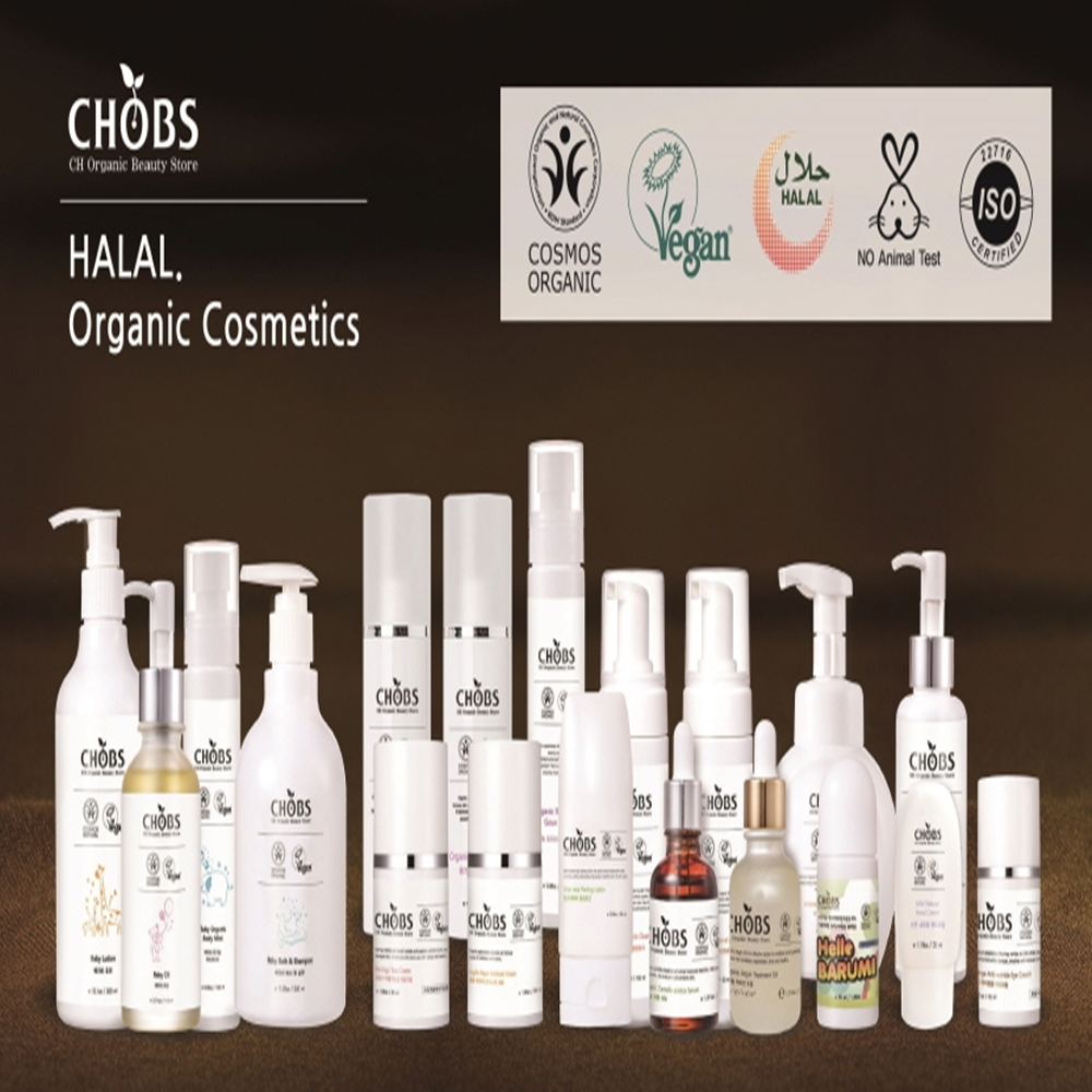 The Organic Korean Beauty Brand CHOBS  - Blonde Male