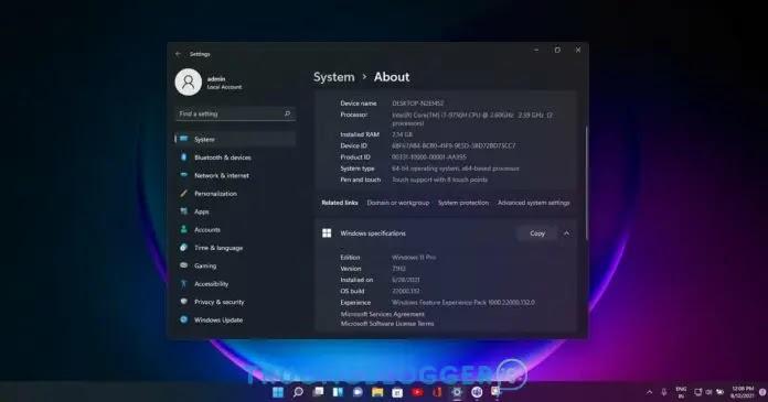 Download Windows 11 build 22000.132 (KB5005190) đi kèm với các ứng dụng được làm mới