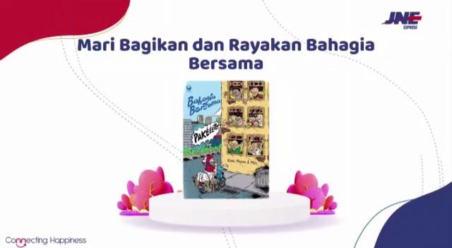 """sih? Huhuhu Launching Buku Berjudul """"Bahagia Bersama"""""""