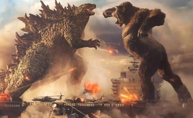 Kong và Godzilla