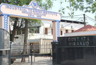 Govt ITI, Hirakud,