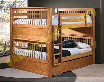 Jual Tempat Tidur Anak Tingkat