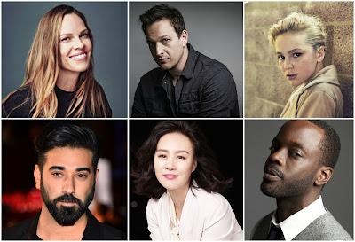 Netflix Announces Full Cast of Original Series AWAY, Starring ...