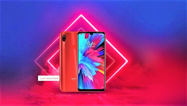 too ruby crimson colouring variants are launched for this call upward Xiaomi Redmi Federal Reserve annotation 7s launched to tackle Note seven