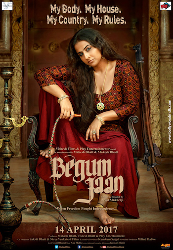 Begum Jaan 2017 Hindi Full Movie Download