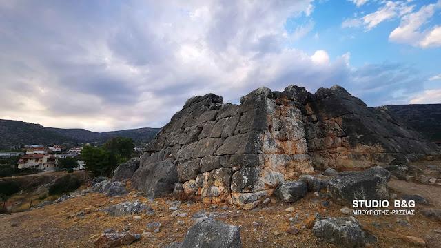 Η εντυπωσιακή πυραμίδα του Ελληνικού στην Αργολίδα
