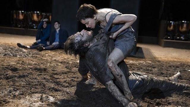 Προβολή της παράστασης «Ηλέκτρα / Ορέστης» από το Φεστιβάλ Αθηνών και Επιδαύρου