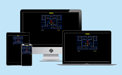 Share Template Game Pacman Cực Hay