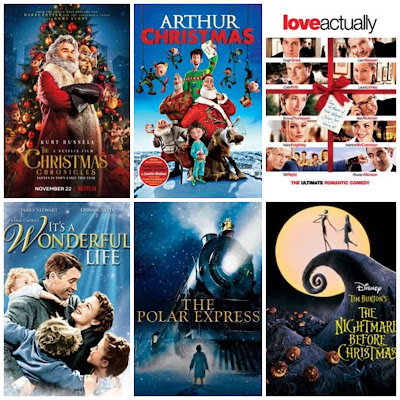 My Top Six Christmas Movies