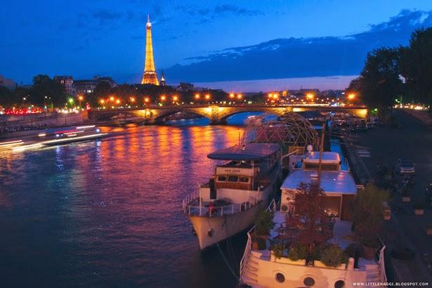 Little Haggi: 3 Días En París: Día 2