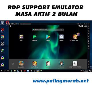 JUAL PROMO RDP / VPS 2 vCPUs RAM 4 GB MASA AKTIF 2 BULAN