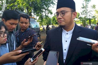 Jadi Jubir Prabowo, Dahnil Anzar: Saya Sudah Gabung ke Gerindra