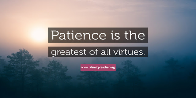 This is Why Patience is a Great Virtue with Great Rewards