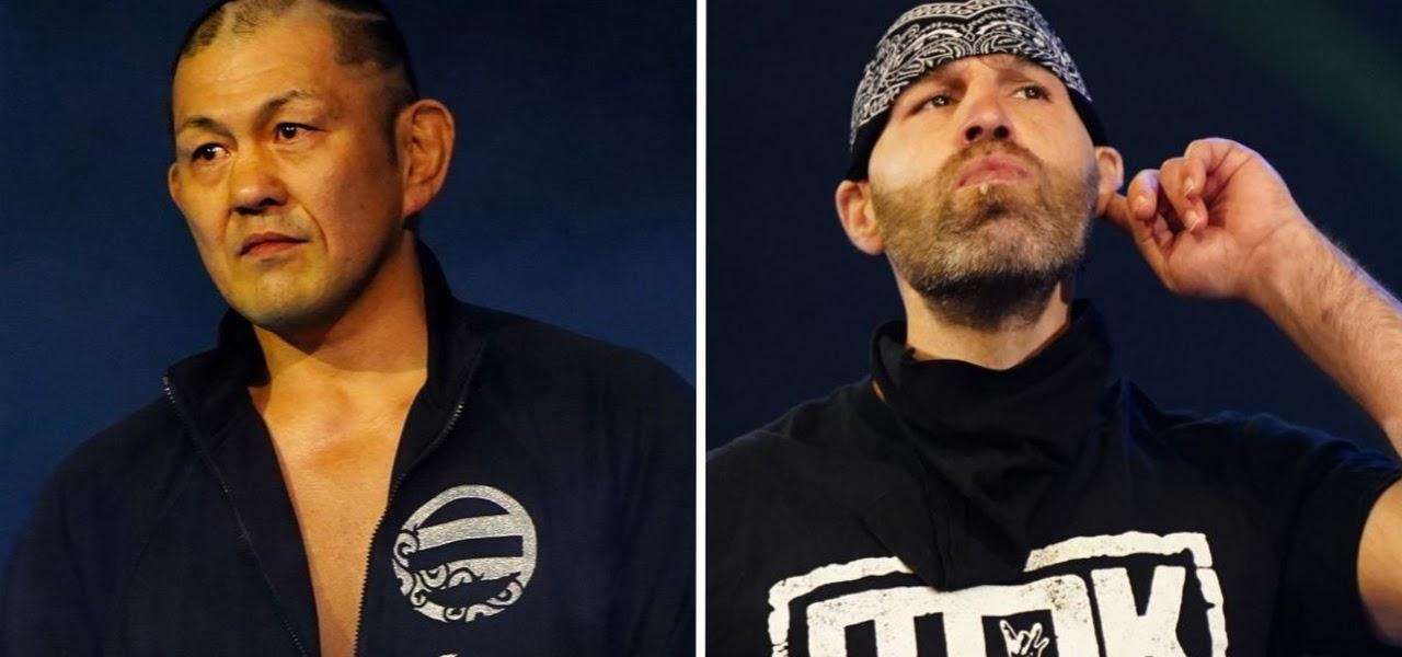 GCW anuncia Minoru Suzuki vs. Nick Gage para outubro