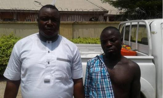 Big Boy Jonah Abbey Arrested By DSS; says he's a notorious gunrunner