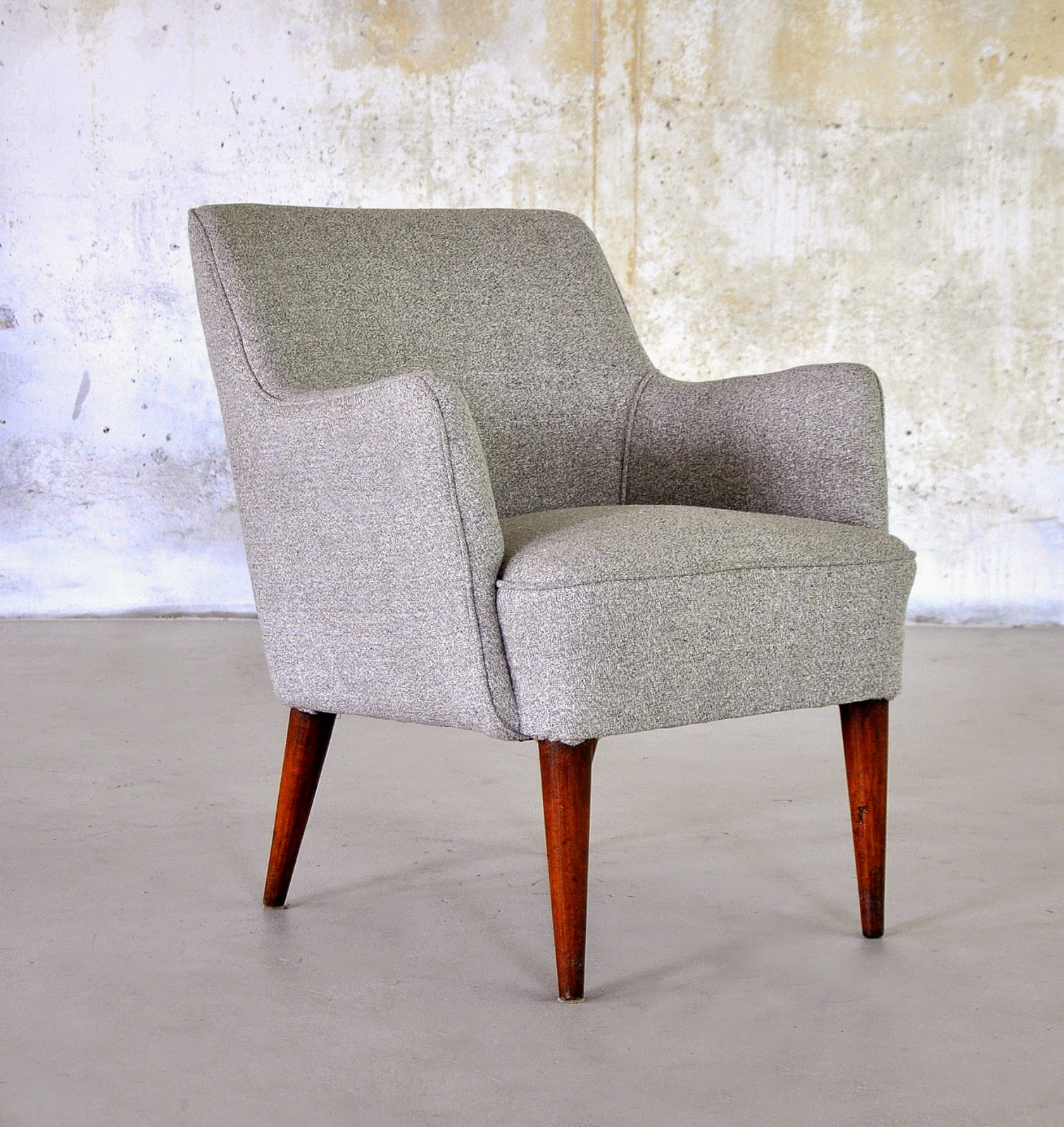Cool Select Modern Danish Modern Lounge Club Or Accent Chair Pabps2019 Chair Design Images Pabps2019Com