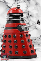 Custom TV21 Red Dalek Leader 12