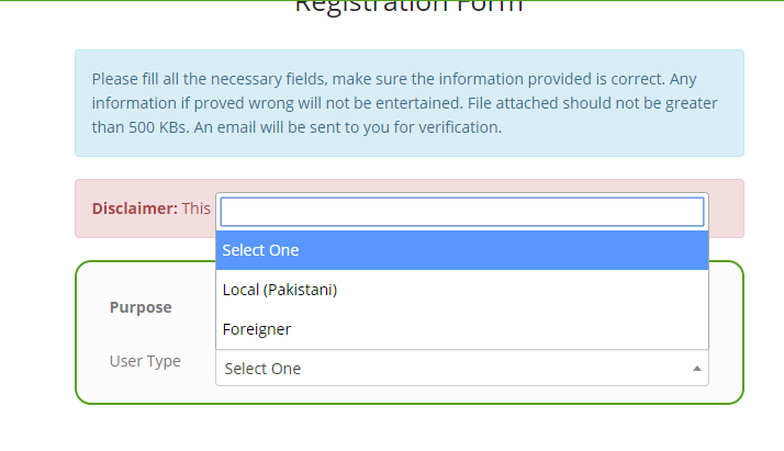 How To Register Free Mobile From PTA Without Pay Tax - Tech Soft