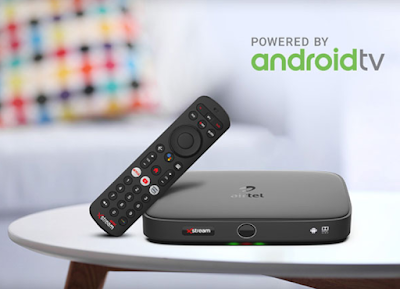 Airtel Xstream Box For the Ultimate Entertainment of Your Family