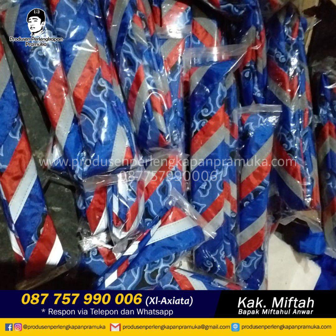 WA : +62 877-5799-0006 Jual Scarf Pramuka Bandung | Grosir Scarf Pramuka Bandung | Produsen Scarf Pramuka Bandung