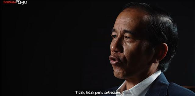 Presiden Jokowi: Jangan Sok-sokan Me-Lockdown Provinsi