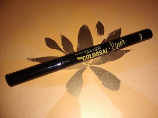 Product Review - Maybelline The Colossal Liner