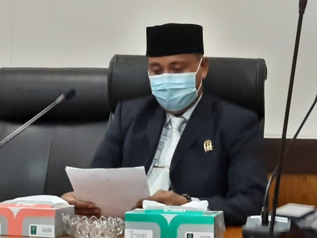 "Rekomendasi PPBD, BK DPRD Jabar Jatuhkan Sanksi ""Teguran"" Terhadap Anggota Komisi V Dadang Suptiatna"