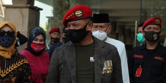 Jendral Gatot Sebut Pangdam Jaya Bohong Besar