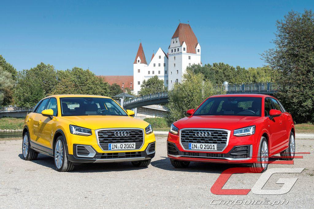 Audi Philippines Launches The Untaggable Q2 W 21 Photos Specs