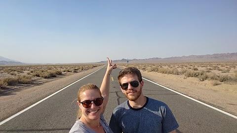 Dia 07 – Anaheim > Mojave Desert > Death Valley > Las Vegas