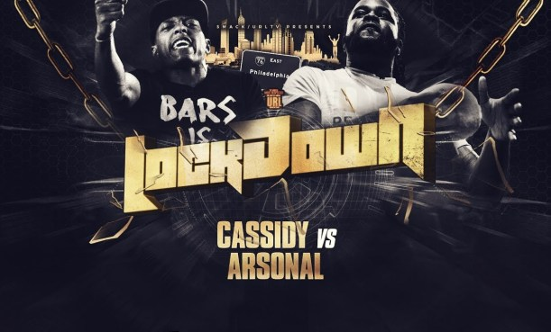 cassidt vs arsonal rap battle ur