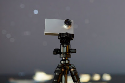 Tiny1 compact astrophotography camera