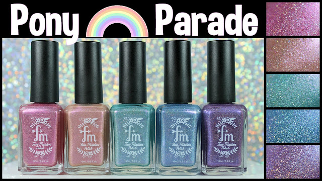 Fair Maiden Polish | Pony Parade Collection