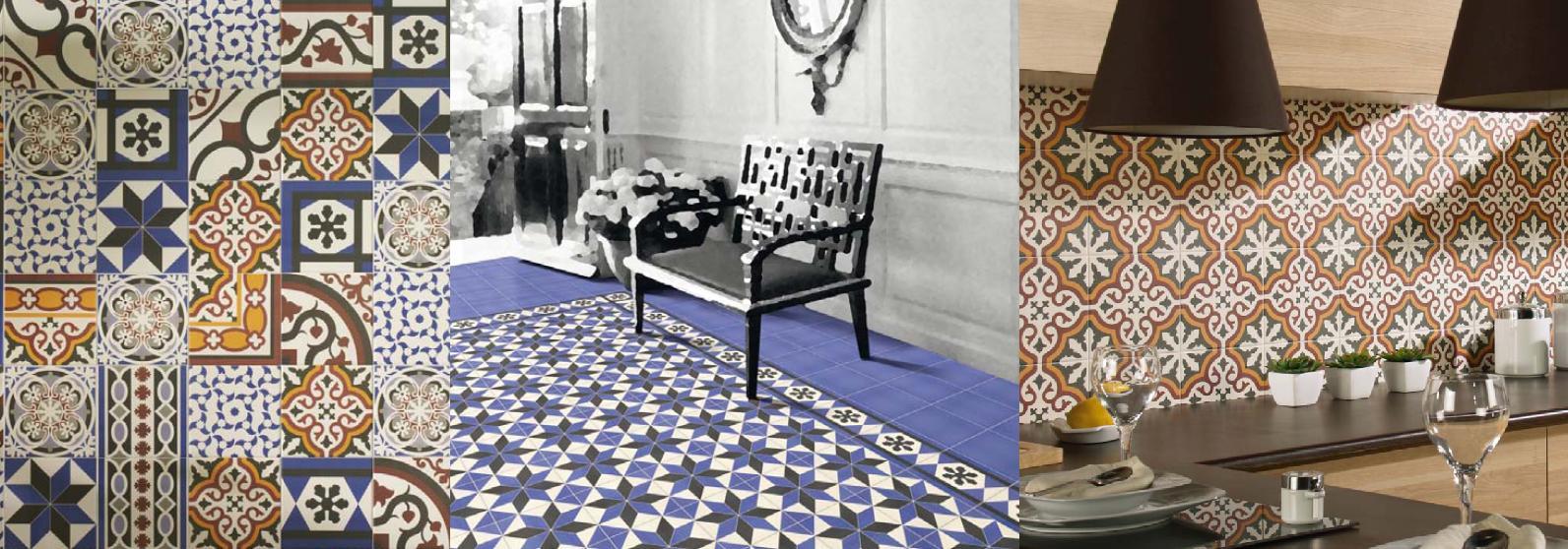 decoracional: Cerámica vintage: Nuevos aires con diseños ...