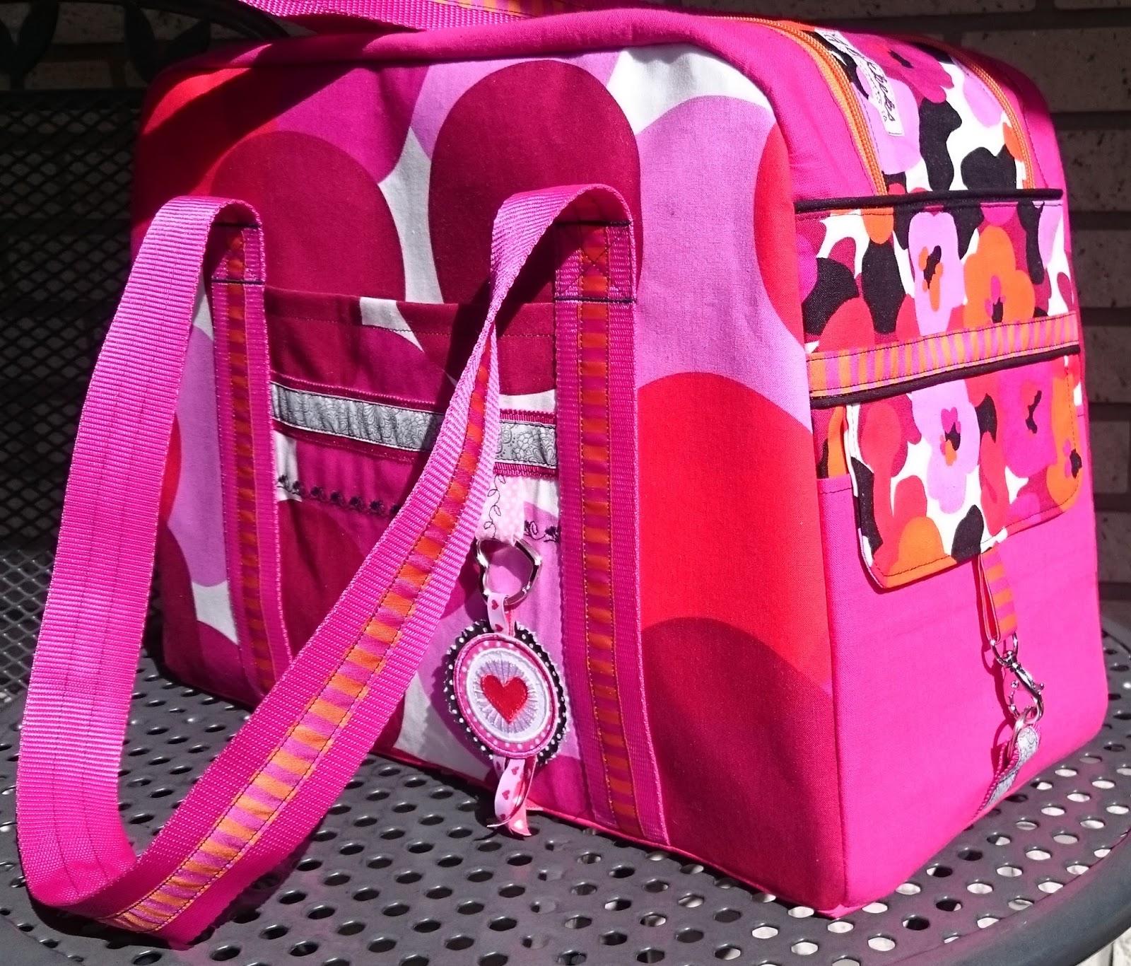 Glüxkeks: Meine neue Reisetasche!