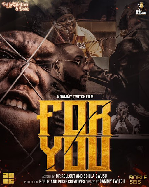 TENI - FOR YOU ft. Davido  (Official Video)