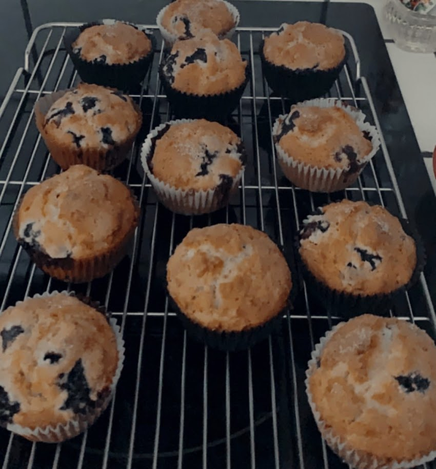 Friday Favorites: Laughing, Blueberry Muffins, Katy Perry and more 6/25