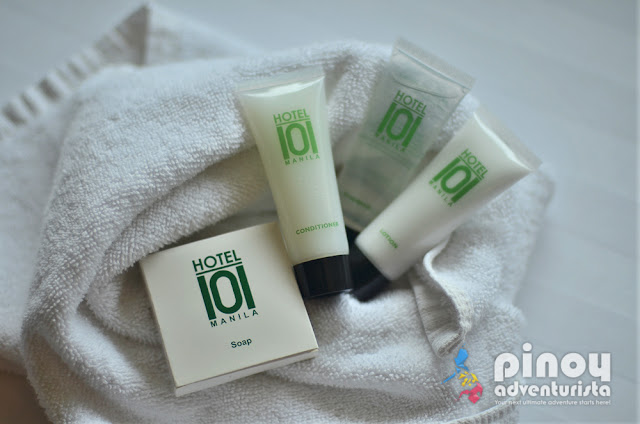Where to Stay Hotel 101 Manila